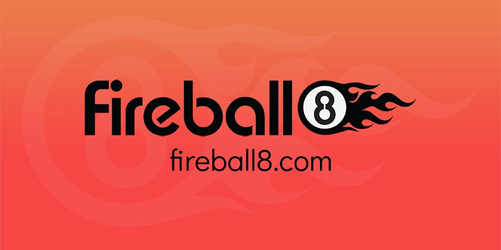 Fireball8 Design Twitter Image