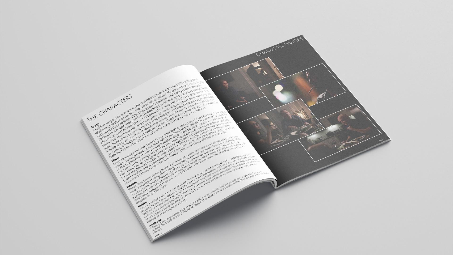 Fireball8 Design - Creative Services - Graphic + Print Design